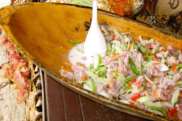 Tahiti fish recipes