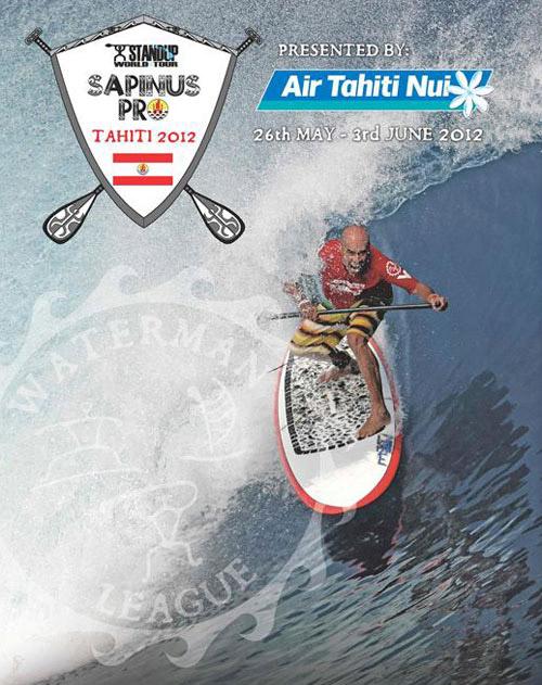 2012 Sapinus Pro Tahiti