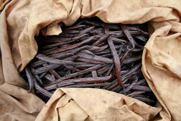 Vanilla Beans, PHOTO: Vanille de Tahiti