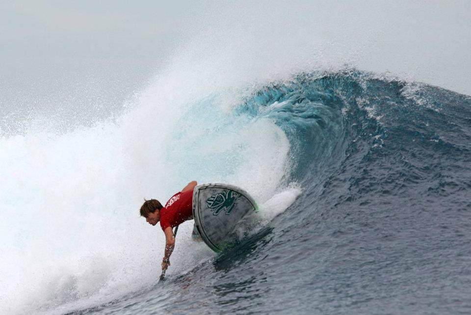 Sean Poynter, 2012 Sapinus Pro Tahiti