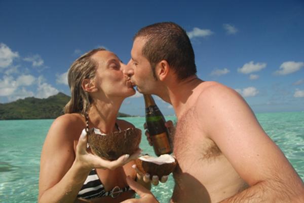 The Loveboat, Bora Bora