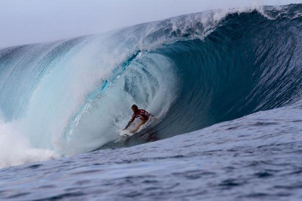 Josh Kerr, 2011 Billabong Pro Tahiti