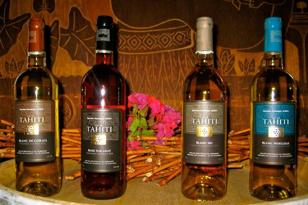 Vin de Tahiti