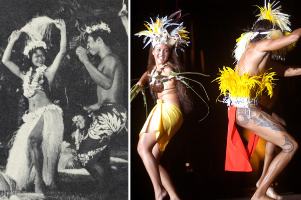 Tahitian Dance, Past and Present