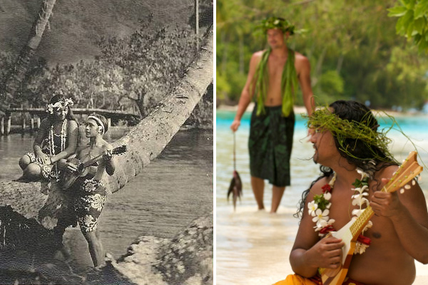 Tahitian Music, Past and Present