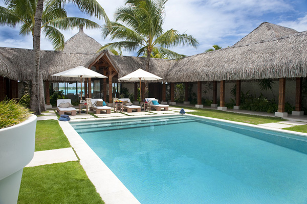 The Royal Estate, St. Regis Bora Bora Resort