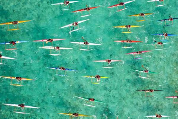 Bora Bora Liquid Festival