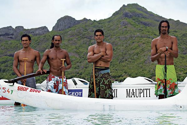 Team Maupiti, Photo: Shelly Strazis