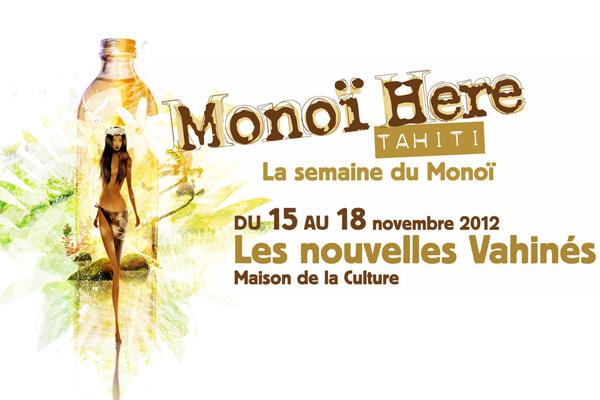 Monoï Week 2012