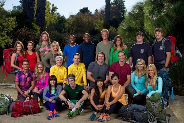 Amazing Race Season 22 Cast