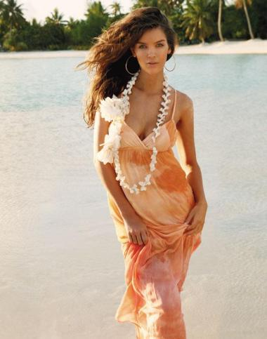GUESS Photo Shoot, Bora Bora
