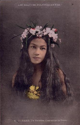 Les Beautés Polynésiennes