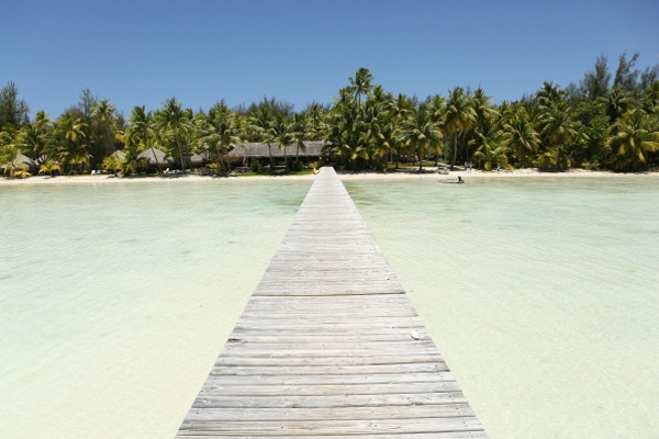 The Amazing Race: Bora Bora