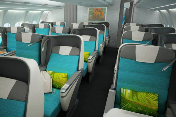 The New Poerava Business Class