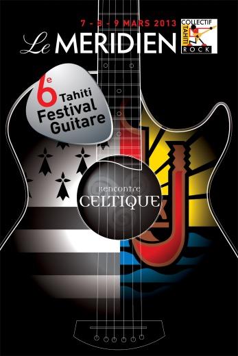 Tahiti Guitar Festival 2013